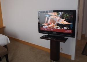 グランドハイアット-ジャカルタのテレビ