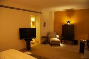 夜のグランドハイアット-ジャカルタの部屋