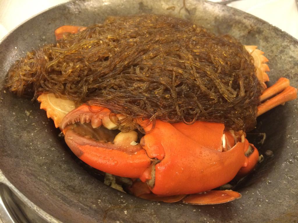 バンコク-ソンブーン-シーフード-スリウォン-蟹