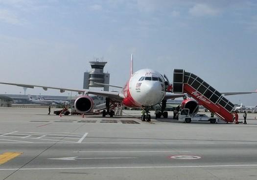 バンコク行きの航空券-選び方-エアアジア
