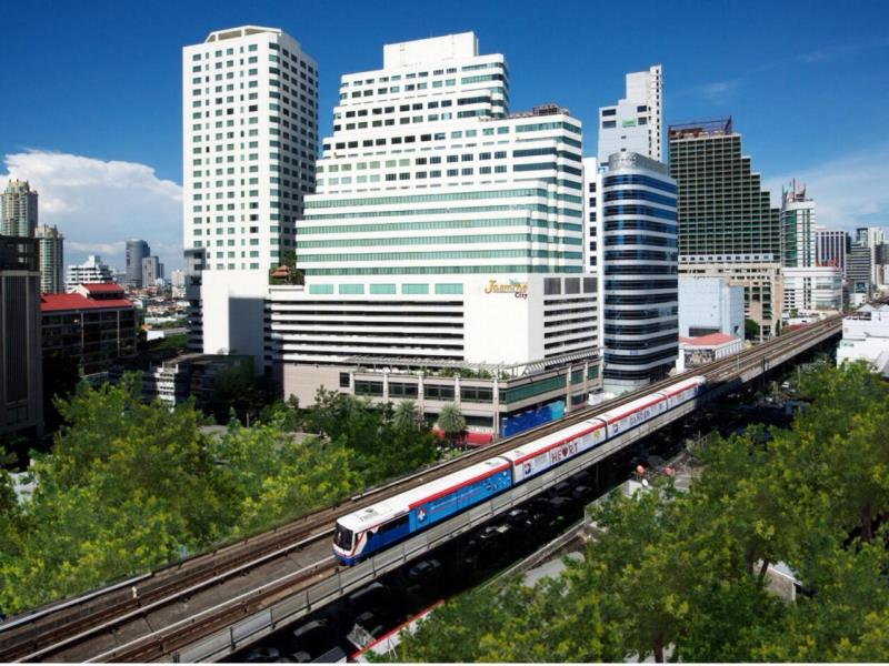 ジャスミン-シティ-バンコクの周辺