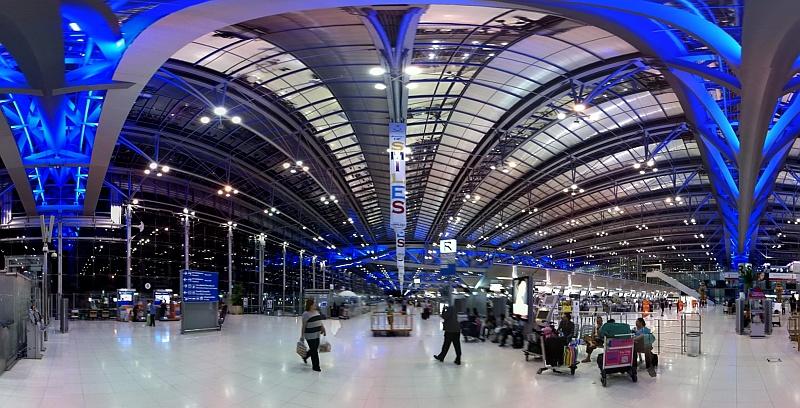 バンコク-スワンナプーム国際空港