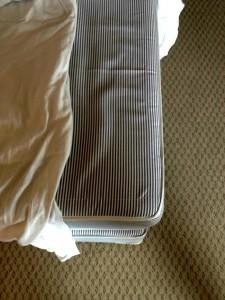 バイヨーク-スカイ-ホテルのベッド