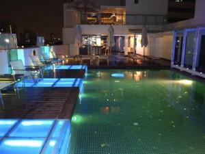 ドリームホテルバンコクのプール3