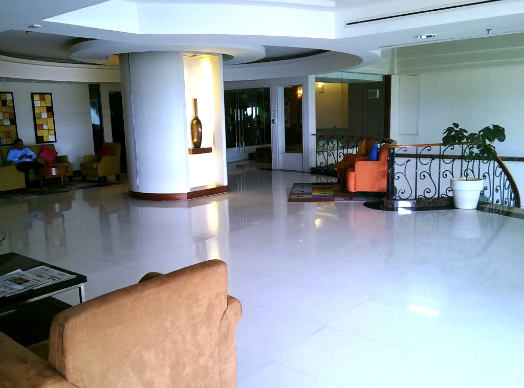 ジャスミン-シティ-バンコクのホール