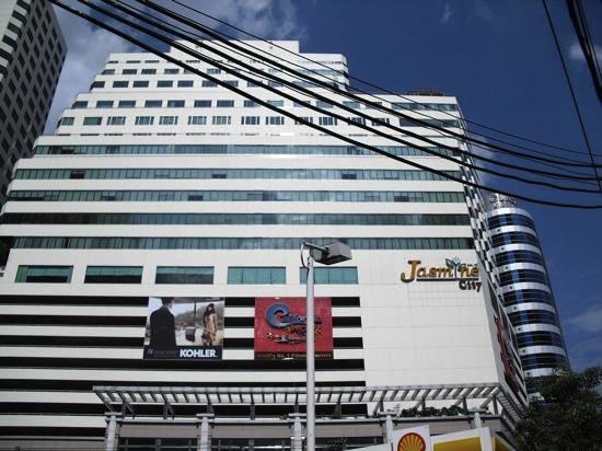 ジャスミン-シティ-バンコクのホテル-1