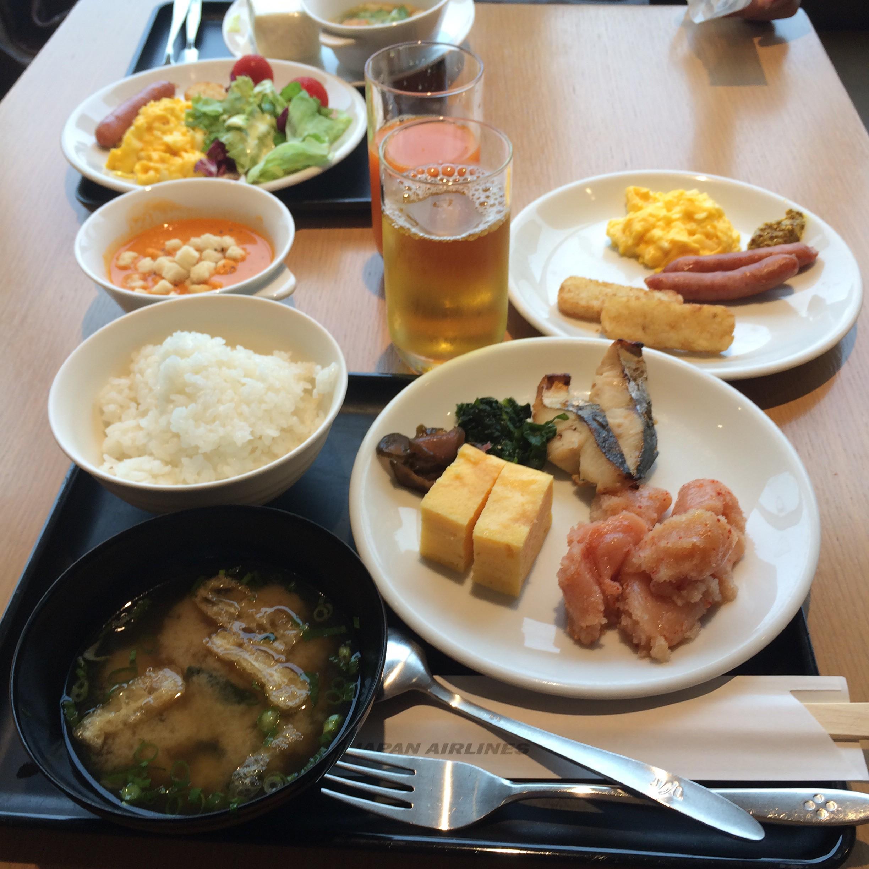 羽田空港-国際-さくらラウンジ-13