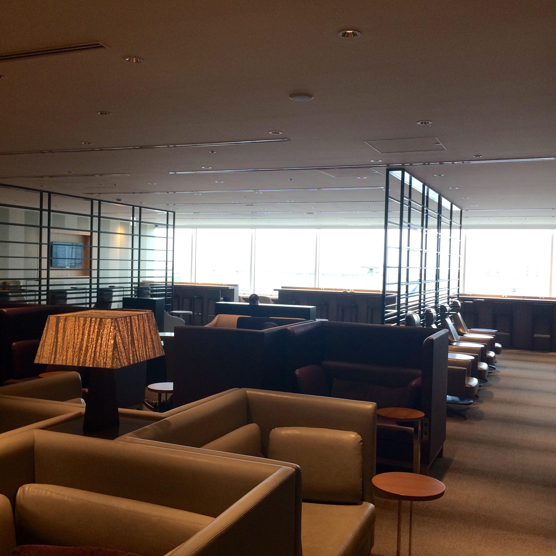 羽田空港-国際-さくらラウンジ-15