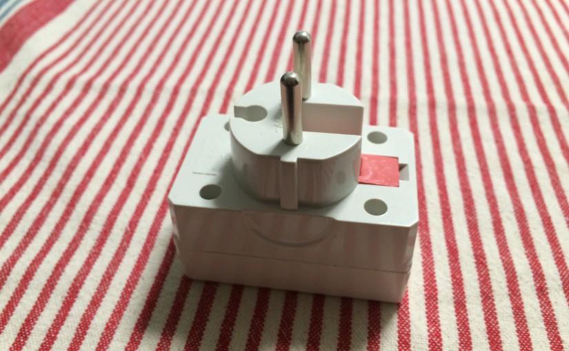 バリのコンセントプラグの種類は?電圧は?日本のDVDは見れるか?