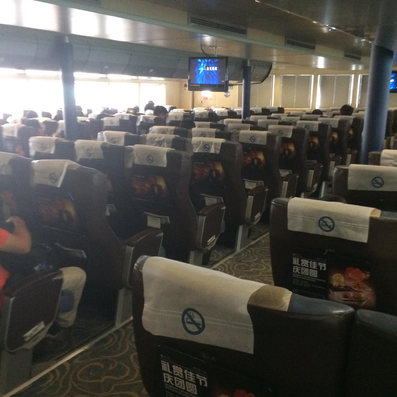 香港-中環フェリーターミナル18
