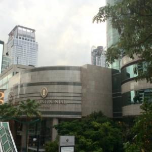 バンコクのインターコンチネンタルホテル6