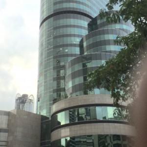 バンコクのインターコンチネンタルホテル7