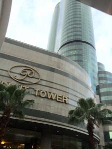 バンコクのインターコンチネンタルホテル
