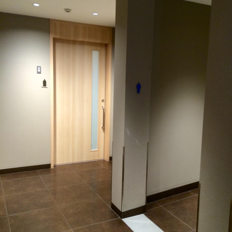 羽田空港-国際-さくらラウンジ-シャワー