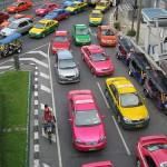 バンコクのタクシーのダマされない安全な乗り方をリアルに解説!