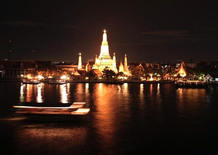 バンコク屈指の夜景の見えるバー ☆ サラ ラタナコーシン バンコク
