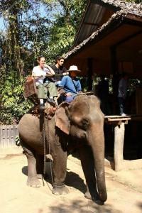 タイ旅行-チェンマイ3