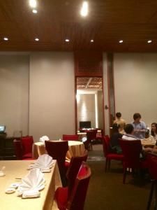 バンコクのレストラン-シェフマン2