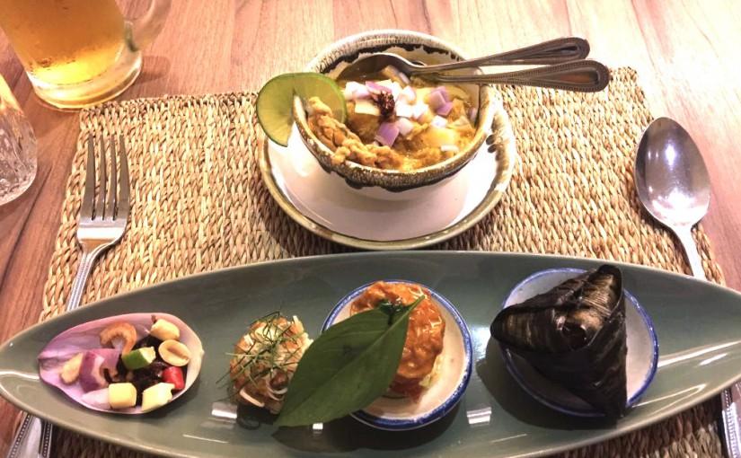 バンコクのおすすめレストラン厳選5店 高級タイ料理編 @スクンビット&サイアム