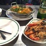 タイのレストランでオススメはどこ? 大人気の屋台 T&Kシーフード @ヤワラー