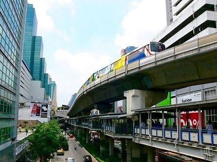 BTSの乗り方-バンコク-移動方法-17