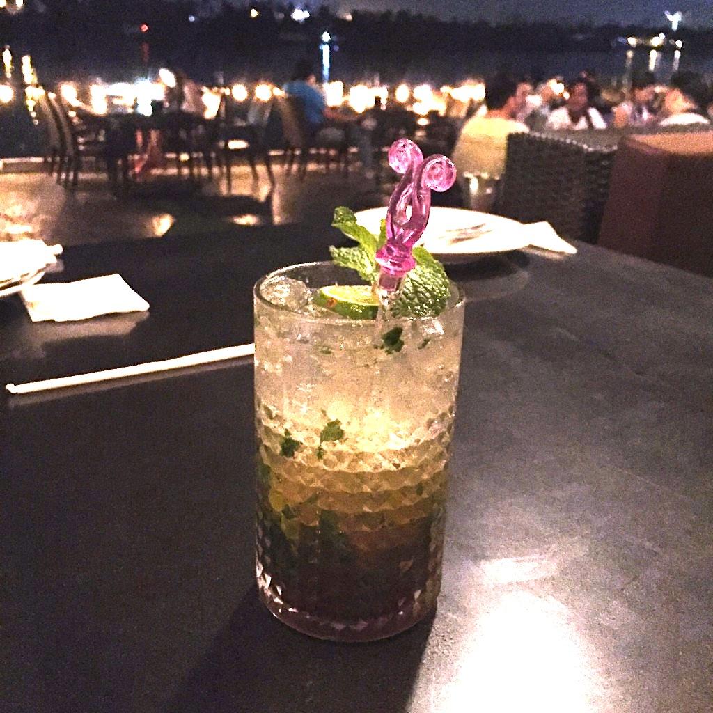バンコクのレストラン-ブリタラ-モヒート