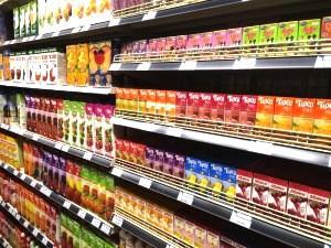 バンコクのスーパー