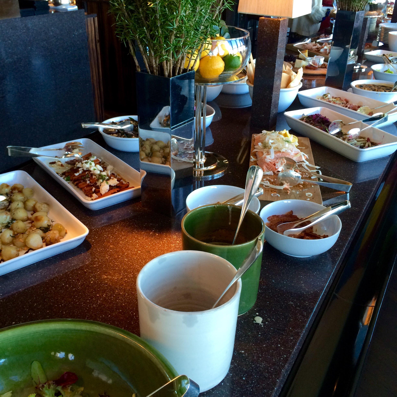 パークハイアット東京-新宿のレストラン-ニューヨークグリル-ランチ