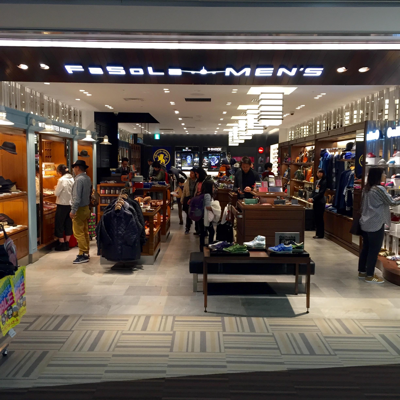 成田空港-免税店-FASOLA
