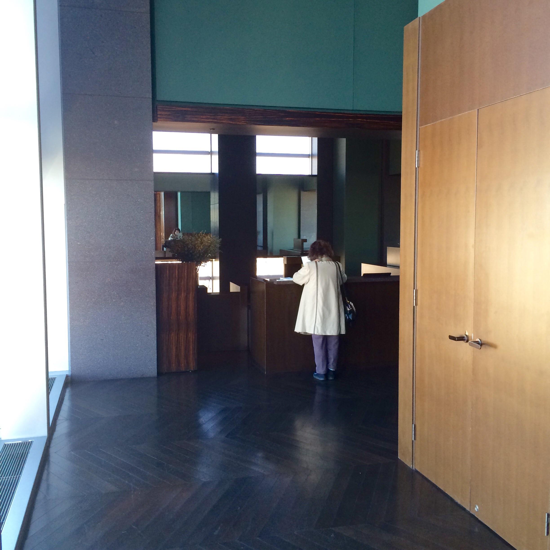 パークハイアット東京のレストラン-ニューヨークグリル-2