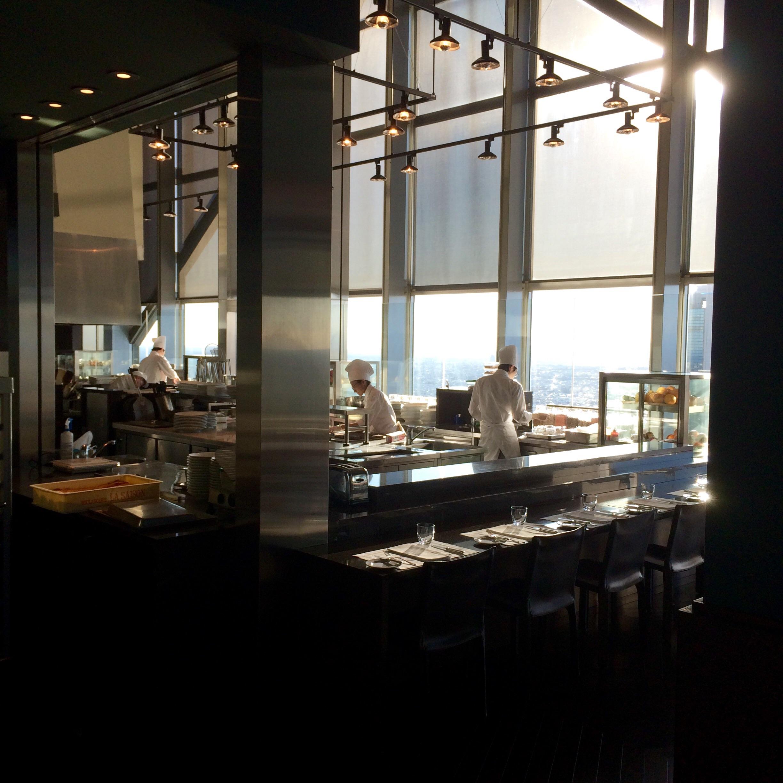 パークハイアット東京のレストラン-ニューヨークグリル-5