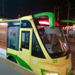 バンコクの早く便利な移動方法 BRT 専用レーンバス リバーサイド渋滞でも安心