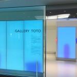 成田空港の名物 人気スポットのトイレ ギャラリーTOTO★ GALLERY TOTO