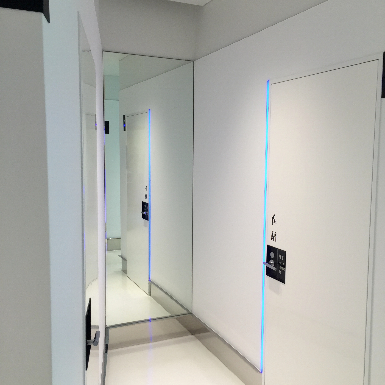 成田空港-人気スポット-トイレ