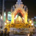 バンコクの3大パワースポットの行き方 エラワンプーム+ガネーシャ