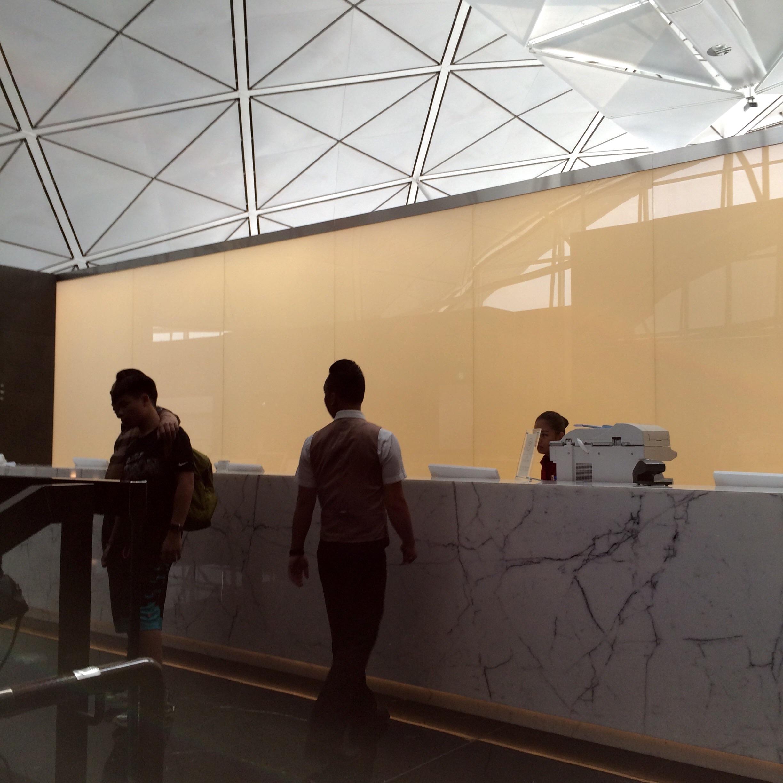 香港空港-キャセイパシフィック航空のラウンジ-2