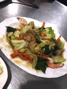 バンコクのシーフード-レストラン-レックシーフード-3