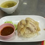 バンコクのレストラン カオマンガイ@シーロム ギンヘンはマニアに人気★