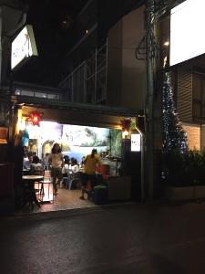 バンコクのシーフード-レストラン-レックシーフード-2