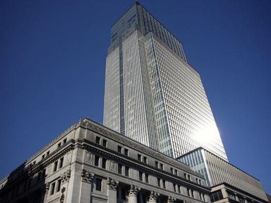 Mandarin Oriental, Tokyoは日本橋の三井タワーのホテル-1