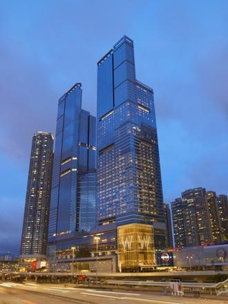 香港のホテル-WHOTEL