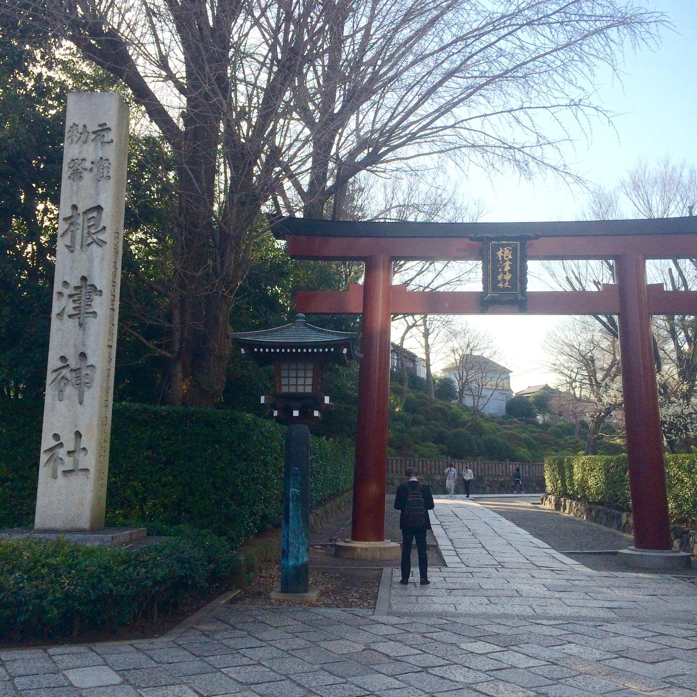 東京の観光スポット-根津神社-11