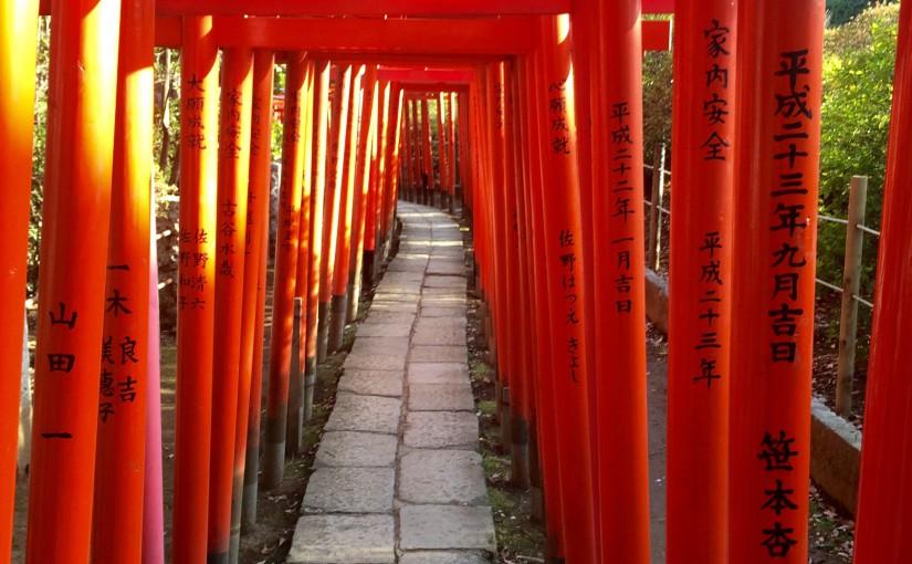 根津神社は東京の伏見稲荷★谷根千の観光名所