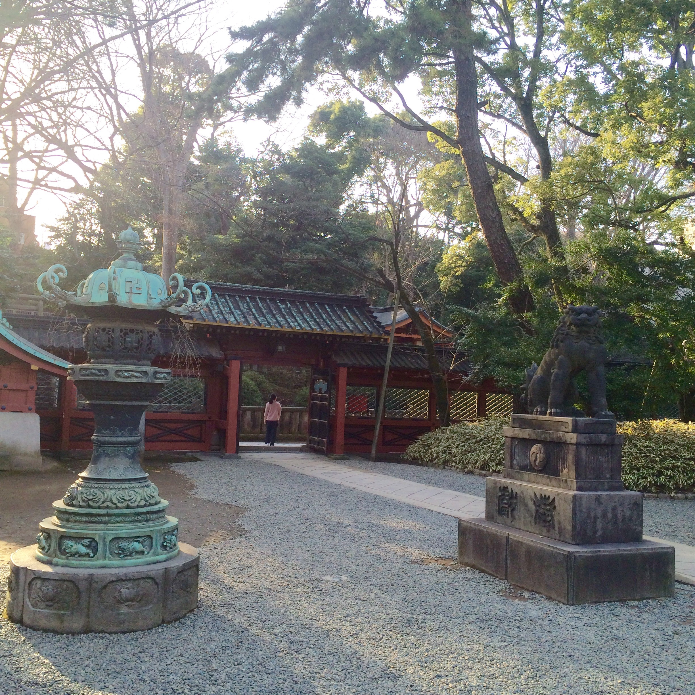 東京の観光地-根津神社-4