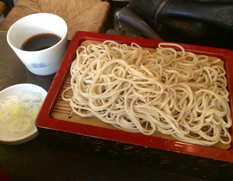 神田-まつや-手打ち蕎麦-せいろ-2