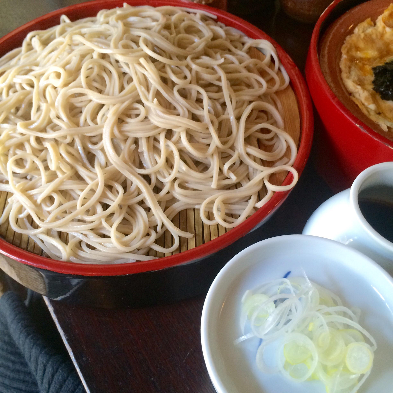 神田-まつや-手打ち蕎麦-せいろ-1