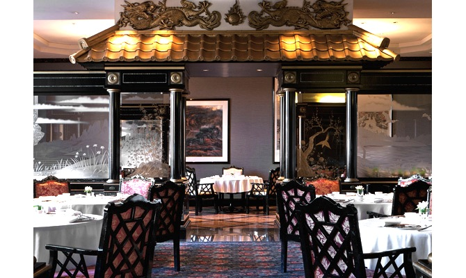 恵比寿の中華レストラン-1