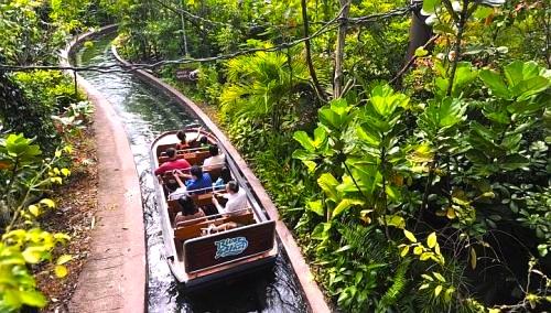 シンガポールのリバーサファリ-RiverSafari-5