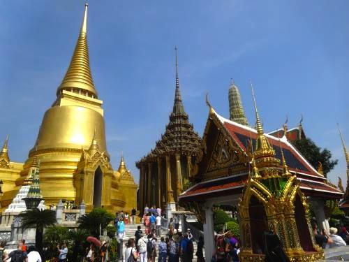 ワットポー-WatPho-Bangkok-バンコクの観光スポット-1