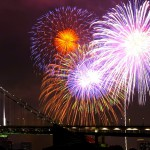 東京湾花火大会をマルっと見れるホテル 2016ベスト5★